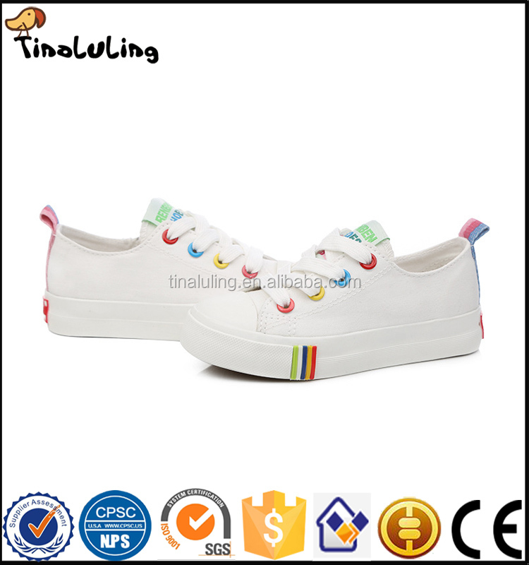 canvas shoes for kids.slip on loafer shoes for children fashion children footwear slip on style wholesale
