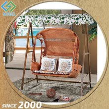 Factory Lowest Price Double Hammock Adult Garden Swing Seat Cover