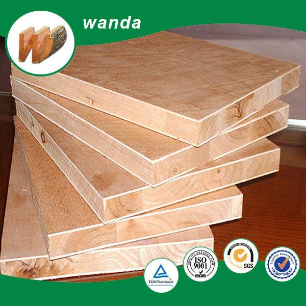 Block Board Usage ~ Uso di mobili falcata listellare pino rosso a bordo