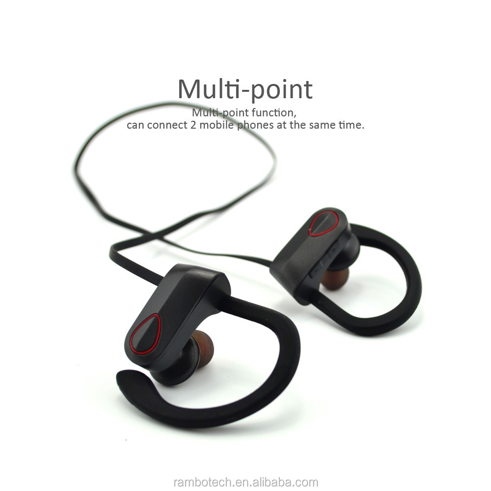 2017 New Product Sport Bluetooth Headphone Wireless Headset