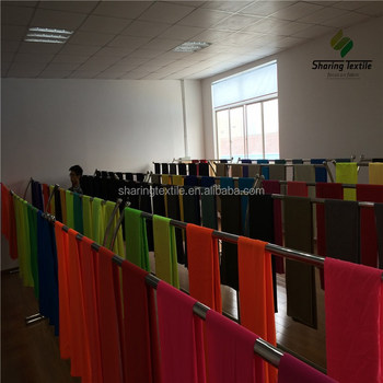 Wholesale Polyester All Construction Fluorescent Oxford Fabric/High Visibility Oxford Fabric/Reflective Oxford Fabric