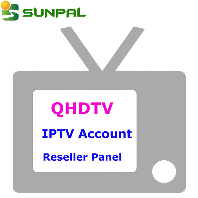 Hot Selling Reseller Panel Free Test Code Arabic French African IPTV Account 1 Year European QHDTV Arabic IP TV Subscription фото