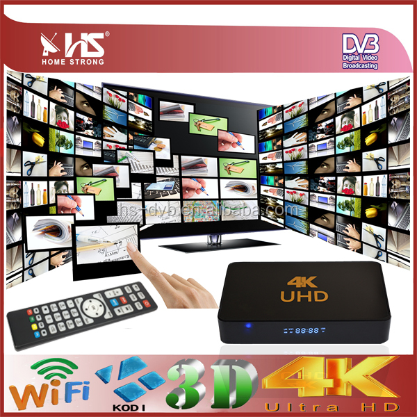 india channels iptv 4K UHD iptv set-top box home strong iptv box
