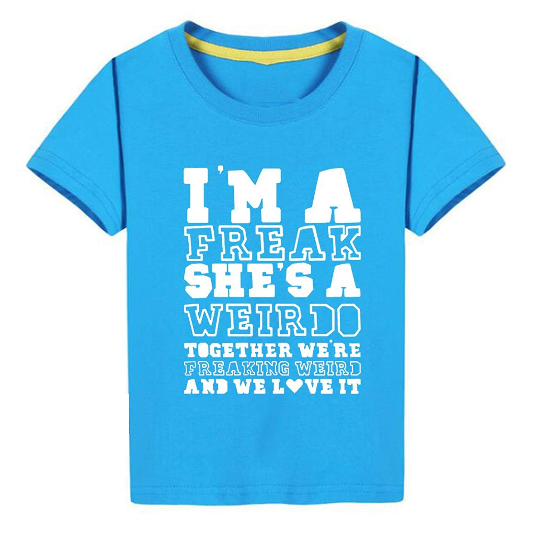 Shop Weirdo Freak BFF Pullover Hoodies Matching Gift For