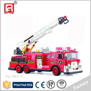 Jumbo Fire Truck Toy Rescue With Lights And Sirens Sounds Extending Ladder Buy Fire Truck Toy Fire Truck Toy Rescue Fire Truck Toy Rescue With