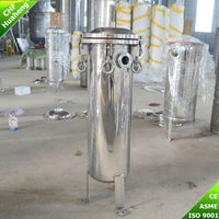 stainless steel bag filter stainless steel pool filter