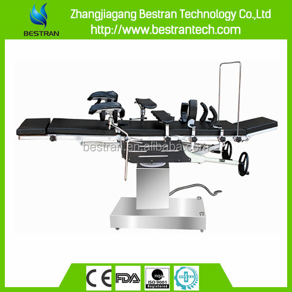 BT-RA020 China factory sale medical equipment multifunction manual veterinary operating table