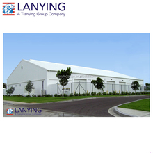 easy assembly prefabricated steel structure church building