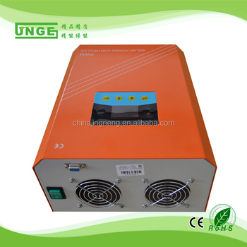 High Voltage Solar Charge Controller 100 Amp 110v Charger