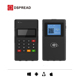 wifi connection touch screen signature QR code payment 3 in 1 pos