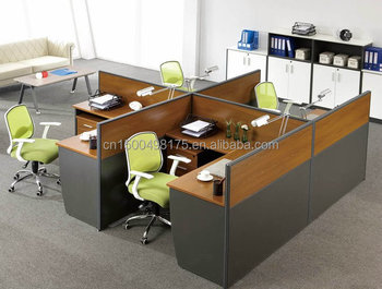 t shade office partition screen 4 person compact computer desk