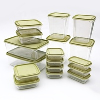 Factory Price food storage box /container pp plastic