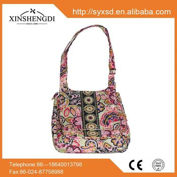 Manufacturers Cotton Candy Quilted Pattern Organic Importing Handbags From China