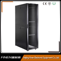 Free standing wall mount indoor/outdoor network 42U rack server network cabinet