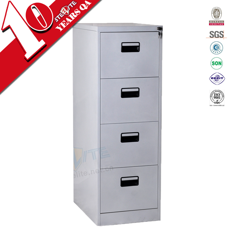 New arrival unique design iron storage cabinet with 4 drawers
