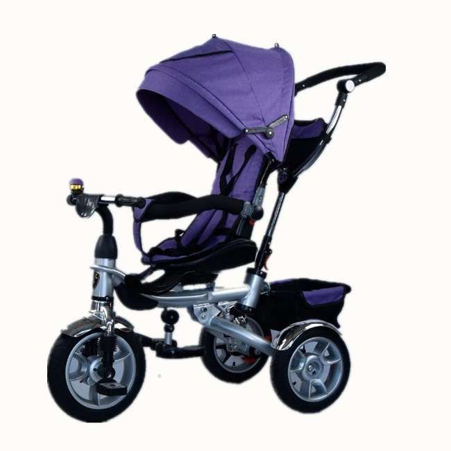 Best Push Tricycle With Parent Handle Trike Bike For