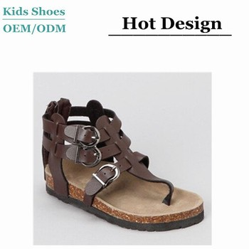 6c098c92a9894 Shoes Factory China 2015 Popular Design Roman Gladiator Sandals Boys Girls  Summer Leather Sandals - Buy Summer Leather Sandals,Boys Girls Summer ...