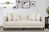 Newly developed european style three seats upholstery sofa for living room