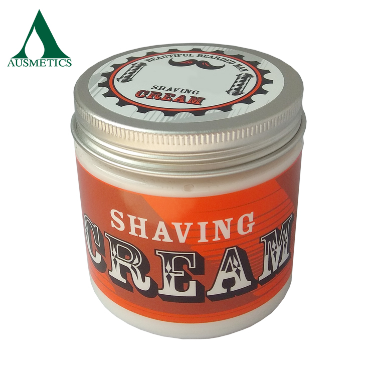 Factory Supply Wholesale mens shaving cream 50ml Unscented for All Skin Types