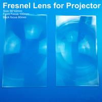 Mini Overhead Projector Fresnel Lens