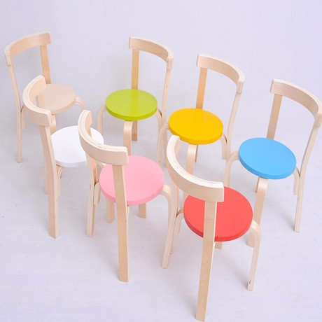 Miraculous Children Chairs Kids Furniture Solid Wooden Chair Chaise Enfant Kinder Stoel Sillon Infantil Minimalist Modern Kids Chair Sale Customarchery Wood Chair Design Ideas Customarcherynet