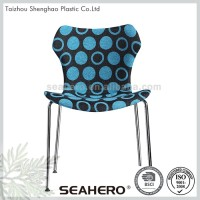 Factory Supply Attractive Price Chrome Legs Restaurant Furniture Set Kids Table And Chair