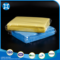 New Arrival Hygeian Spunlace Kitchen Nonwovens Cleaning Cloth