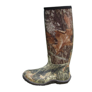 Camouflage Used Hunting Boots Waterproof, Rubber Boots