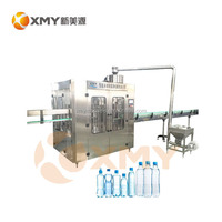 automatic water bottle washing filling capping machine with attractive price