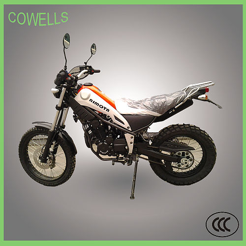 New gas powered dirt bike 200cc for hot selling