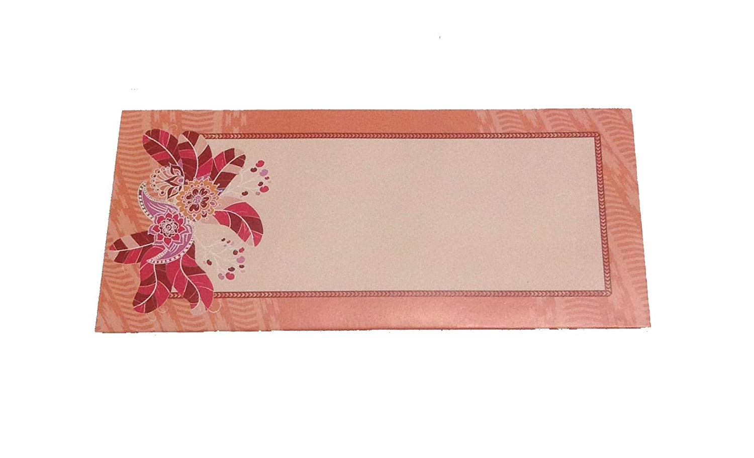 Tej Gifts Gift Envelope - Pack of 20 Shagun Money Cover India Wedding Accessory Eid Gift