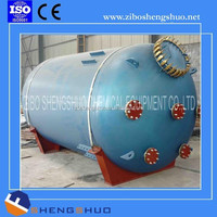 Engineers available to service machinery overseas After-sales Service Provided Glass Lined Storage Tank Water Storage Tank