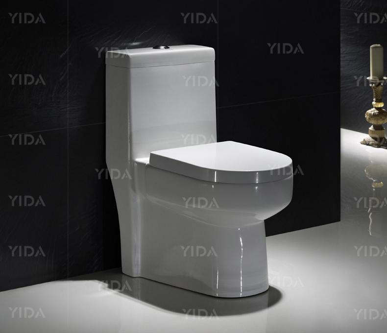 Yida Brazil Economical Price Ceramic Bidet Siphonic Wc