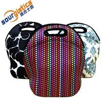 Waterproof Promotional Neoprene lunch bag insulated tote