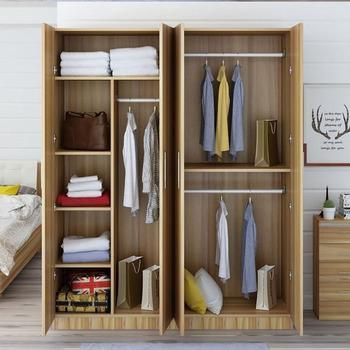 Armoires Murales Modernes Et Simples En Bois Pour Chambre Buy
