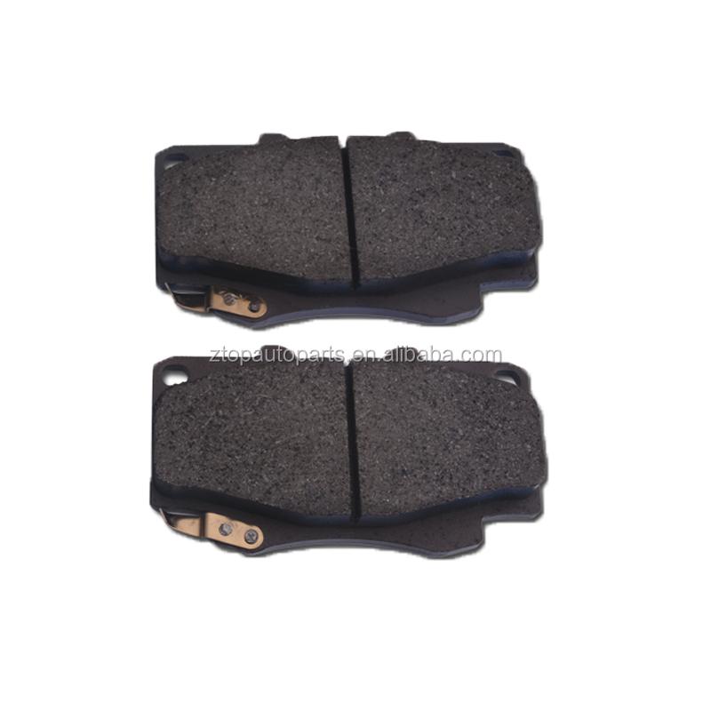 Front Brake Pads Auto Parts 04465-0K020 for HILUX VIGO