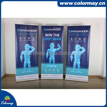 Exhibition Stand Roll Up : Exhibition stand poster stand roll up banner stand for advertising