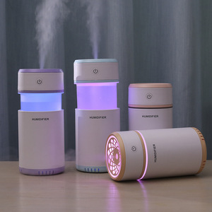 Hot Sale Cool Colorful Light USB Mini Telescope Portable Humidifier /Arome Diffuser For Travel