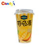 Factory sale snack multi flavor soft fruit pudding jelly drink