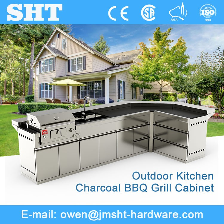 good quality commercial stainless steel modular kitchen
