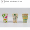 Eco-Friendly Wholesale 100% Melamine Bamboo Fiber Cup Mug