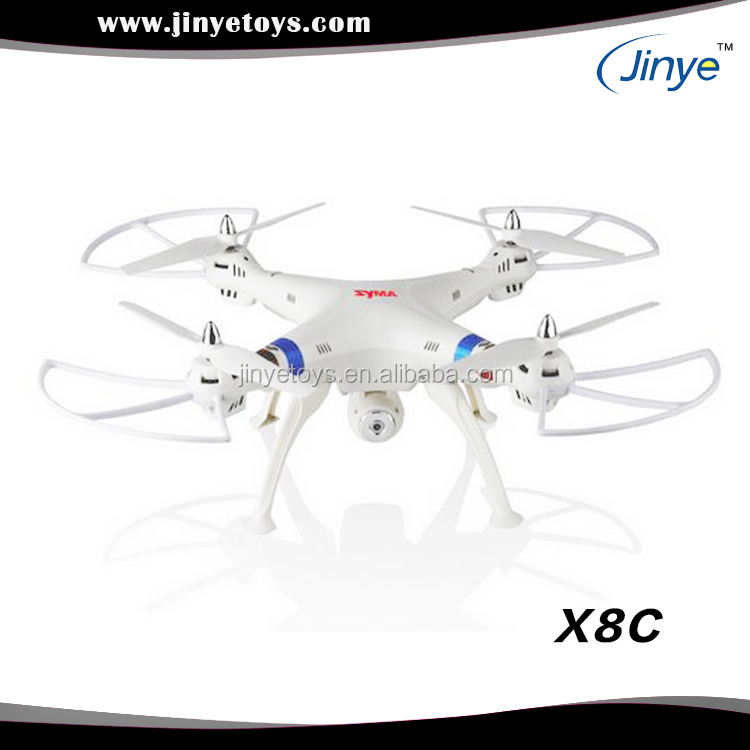 2015 new drone Syma X8C 2.4G Venture with 2MP Wide Angle hd Camera Rc Quadcopter toys