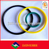 Eco-friendly colorful rubber ring for stopper