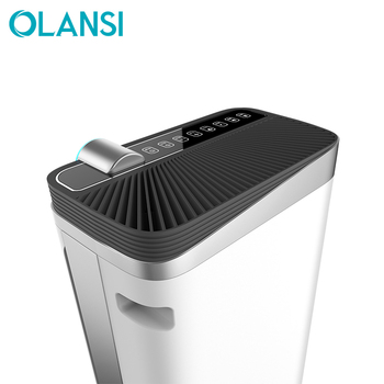 Original Olansi Newest Product 2S Dust Clean PM2.5 Aroma Diffuser With Remote Control Office Air Purifier