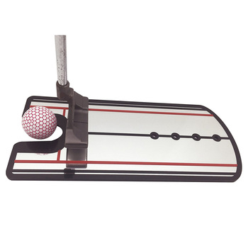 Golf Putting Alignment Mirror Golf Training Aids Outdoor Sports Products Suit to Golfer