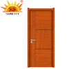 SC-W108 China Wholesale Knotty Pine Louvered Wood Door, Dining Room Wooden Men Door