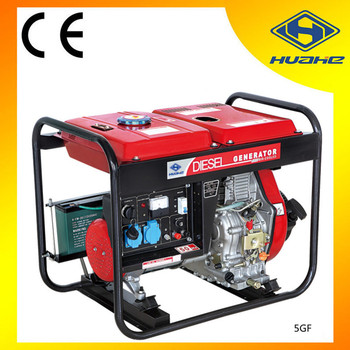 5kva diesel generator fuel consumption per hour,diesel power generator  used, View 5kva diesel generator, HUAHE Product Details from Huahe Heavy