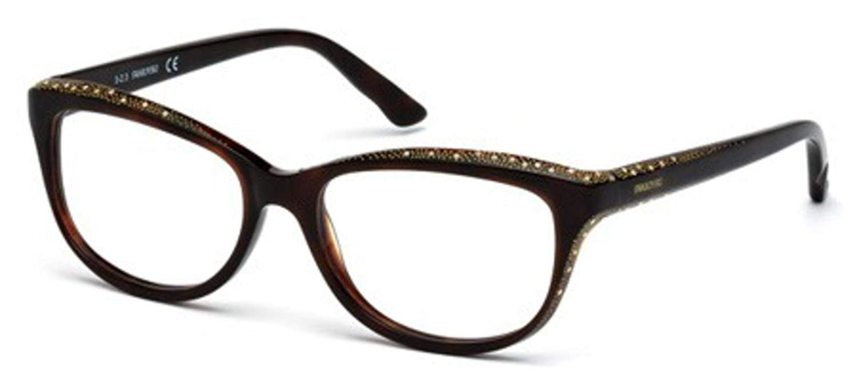 Get Quotations · Eyeglasses Swarovski DAME SK 5100 DAME SK5100 DAME 052  dark havana 993720039ac