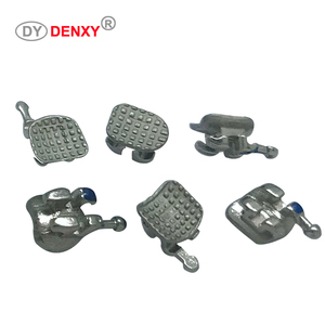 Denxy dental 022 roth bracket and Class II Instrument classification orthodontic brackets