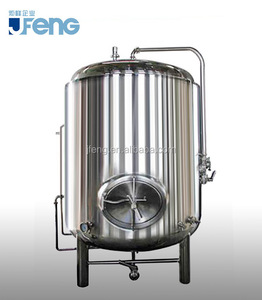 Stainless Steel Brite Tank Beer Brewery Equipment Bright Beer Tank For Sale